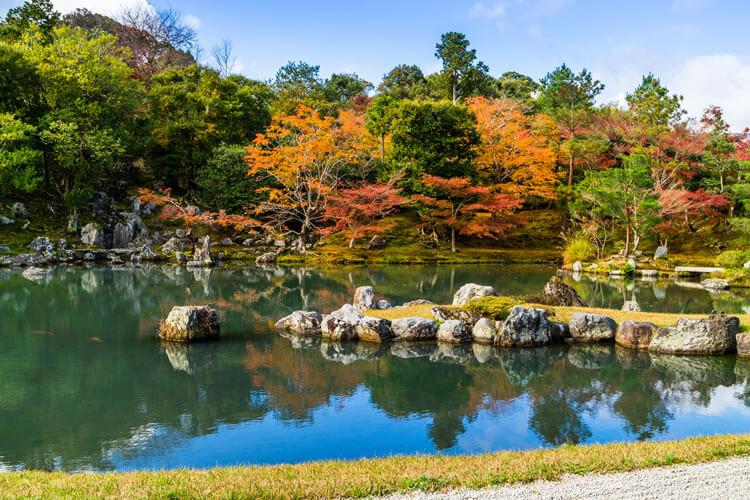 池泉(ちせん)庭園